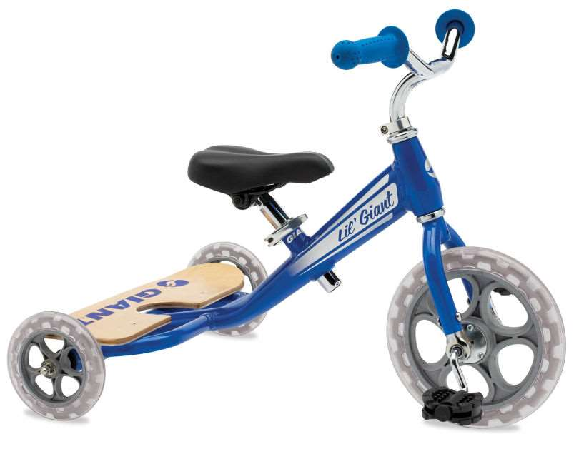 LIL' TRICYCLE BLUE
