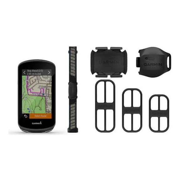 EDGE 1030 PLUS BUNDLE CICLOCOMPUTER GPS CON SENSORI E HRM