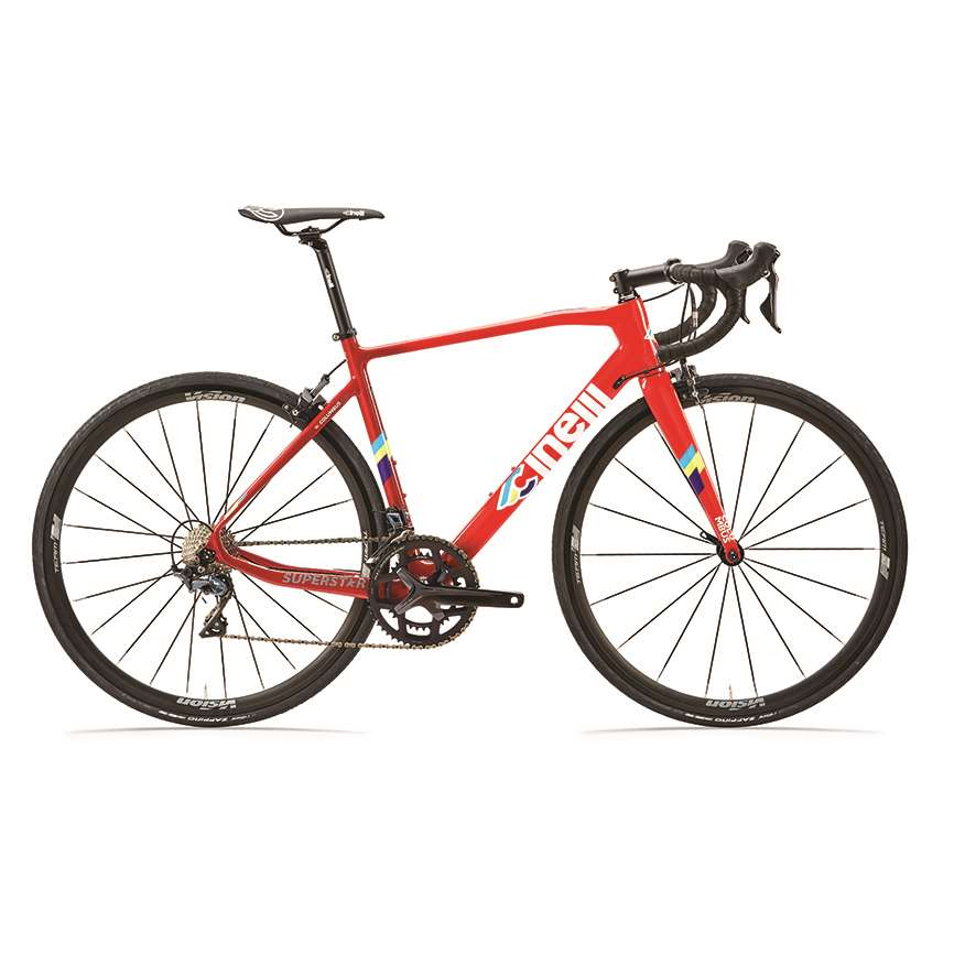 SUPERSTAR RED HOT 2021 (ULTEGRA R8000)