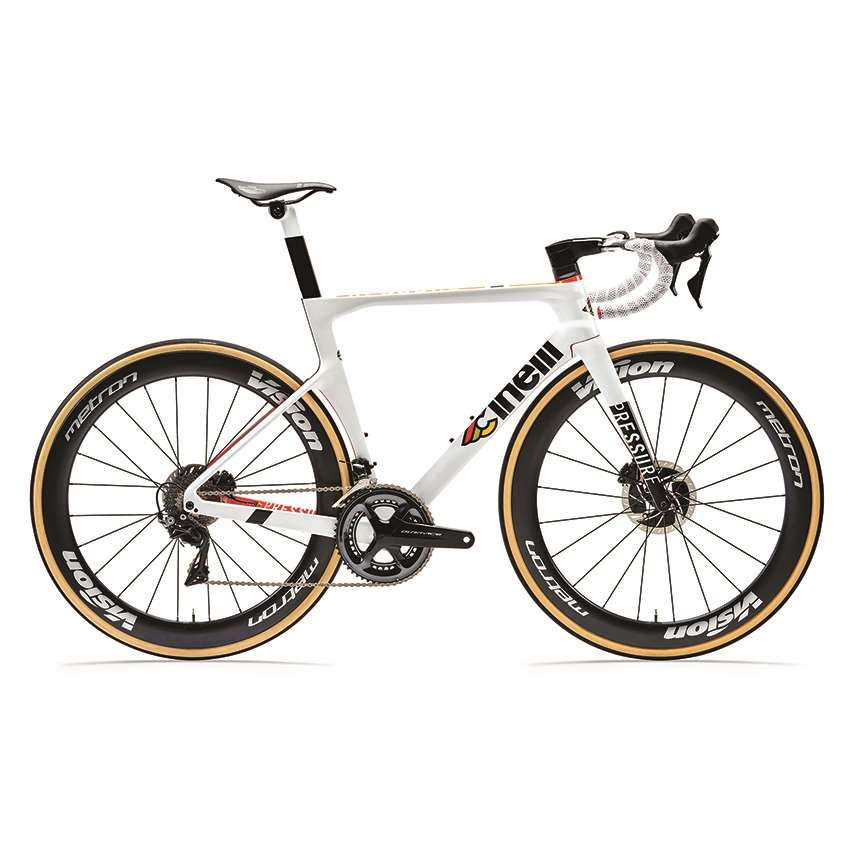 PRESSURE ROCK THE WHITE 2021 (ULTEGRA)